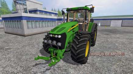 John Deere 7920 v2.0 для Farming Simulator 2015