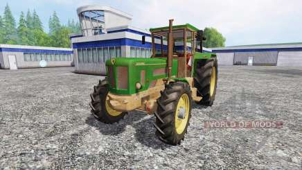 Schluter Super 1050V v2.0 Green для Farming Simulator 2015