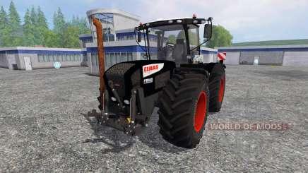 CLAAS Xerion 3300 TracVC Black Edition для Farming Simulator 2015