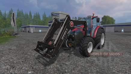 Lindner Geotrac 94 для Farming Simulator 2015