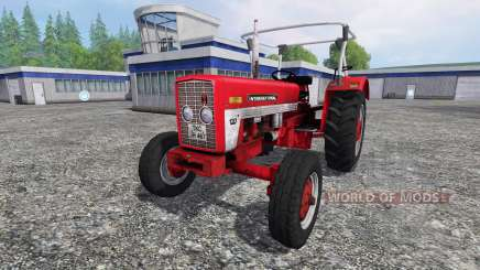 Lizard 422 для Farming Simulator 2015