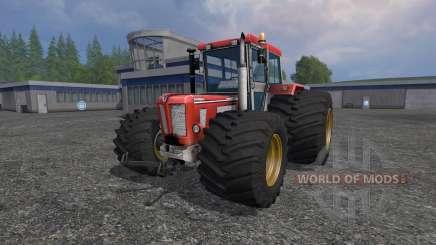 Schluter Super 1500 TVL v2.1 для Farming Simulator 2015