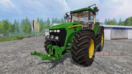 John Deere 7920 для Farming Simulator 2015