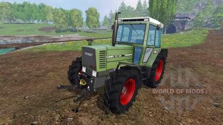 Fendt Farmer 310 LSA v2.4 для Farming Simulator 2015