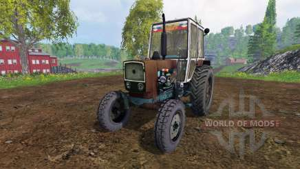 ЮМЗ-6КЛ v2.0 для Farming Simulator 2015