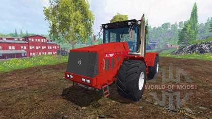 К-744 Р1 для Farming Simulator 2015