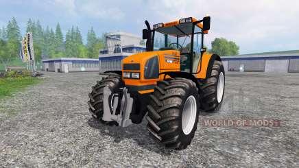 Renault Ares 610 RZ для Farming Simulator 2015