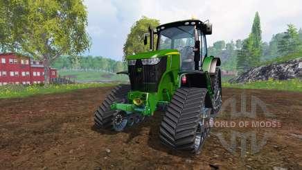 John Deere 7310R v1.2 для Farming Simulator 2015