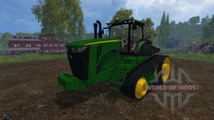 John Deere 9560RT для Farming Simulator 2015