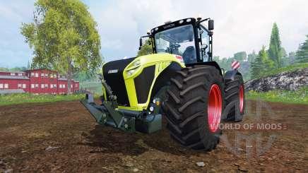 CLAAS Xerion 4500 для Farming Simulator 2015