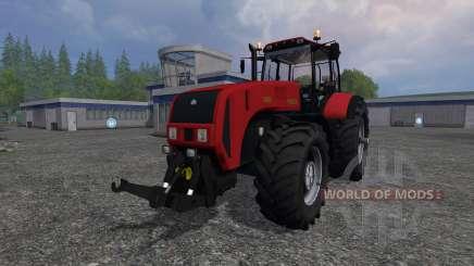 Беларус-3522 v1.3 для Farming Simulator 2015