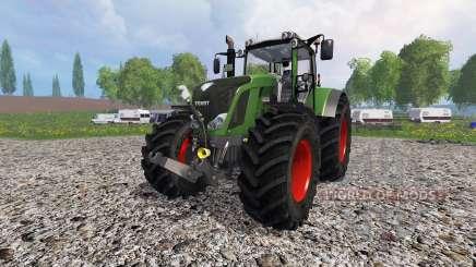 Fendt 828 Vario v4.2 для Farming Simulator 2015