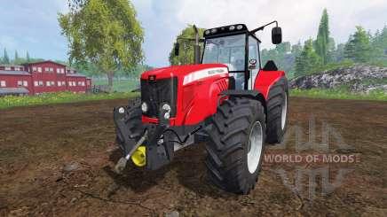 Massey Ferguson 7480 v2.0 для Farming Simulator 2015
