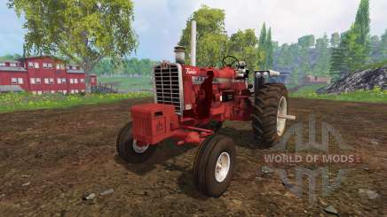 Farmall 1206 single wheel для Farming Simulator 2015