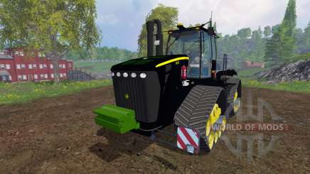 John Deere 9630 black edition для Farming Simulator 2015