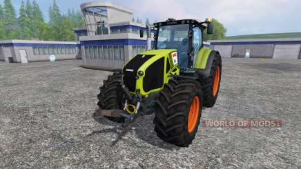 CLAAS Axion 950 v5.0 для Farming Simulator 2015