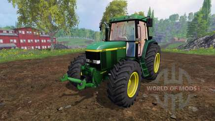 John Deere 6810 v1.3 для Farming Simulator 2015