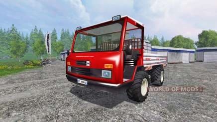 Reform Muli 550 v2.0 для Farming Simulator 2015