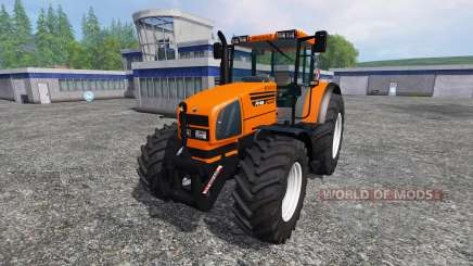 Renault Ares 735 RZ для Farming Simulator 2015