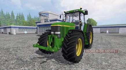 John Deere 7810 v3.0 для Farming Simulator 2015