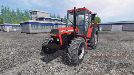 Ursus 1234 v2.0 для Farming Simulator 2015