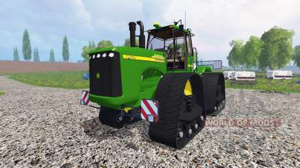 John Deere 9420T для Farming Simulator 2015