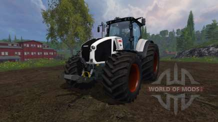 CLAAS Axion 950 white для Farming Simulator 2015
