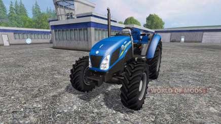 New Holland T4.75 garden edition для Farming Simulator 2015