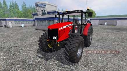 Massey Ferguson 6480 v2.0 для Farming Simulator 2015