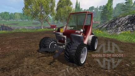 Aebi TT50 v0.8 для Farming Simulator 2015