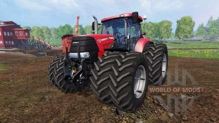 Case IH Puma CVX 200 v2.0 для Farming Simulator 2015