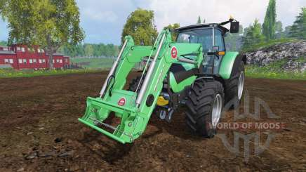 Deutz-Fahr Agrotron K 420 v1.1 для Farming Simulator 2015