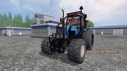МТЗ-1221В Беларус v2.0 для Farming Simulator 2015