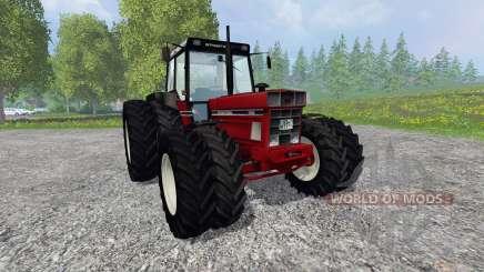 IHC 1455A v2.1 для Farming Simulator 2015