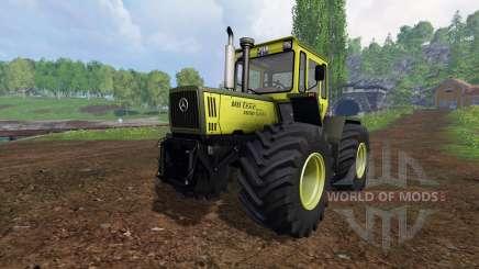 Mercedes-Benz Trac 1600 для Farming Simulator 2015