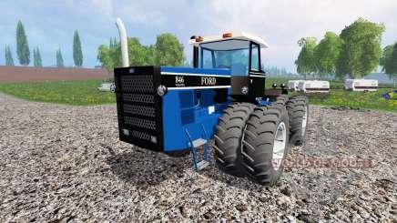 Ford Versatile 846 для Farming Simulator 2015