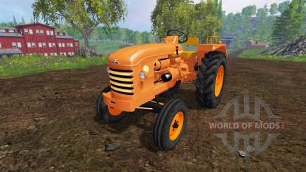 Renault D22 v1.1 для Farming Simulator 2015