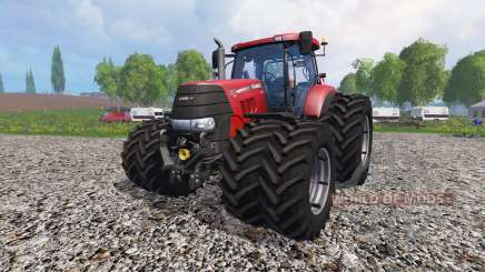 Case IH Puma CVX 230 [fixed] для Farming Simulator 2015