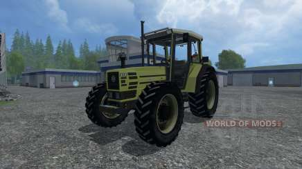 Hurlimann H5116 для Farming Simulator 2015