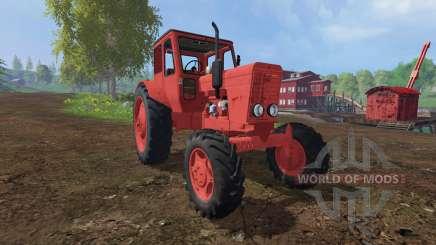 МТЗ-52 красный для Farming Simulator 2015
