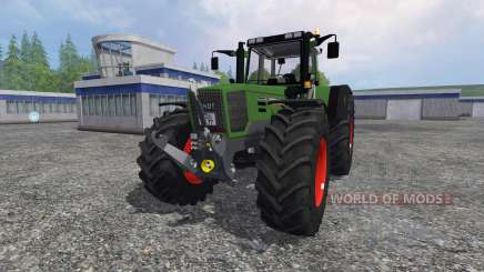 Fendt Favorit 824 v2.0 для Farming Simulator 2015