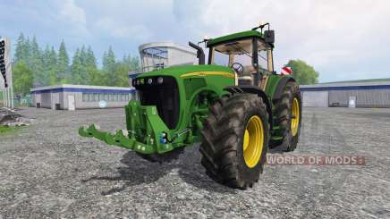 John Deere 8220 [new] для Farming Simulator 2015