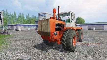 Т-150 v3.0 [edit] для Farming Simulator 2015