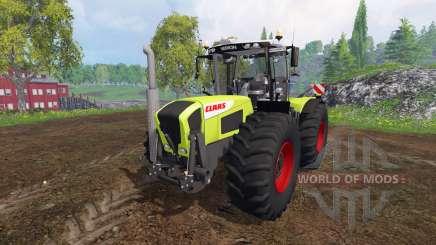 CLAAS Xerion 3800 Trac VC для Farming Simulator 2015