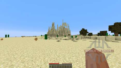 The Desert Survival для Minecraft
