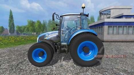 New Holland T4.105 для Farming Simulator 2015