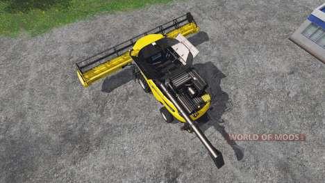 New Holland CR10.90 v1.6 для Farming Simulator 2015