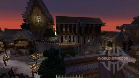 Tiericity для Minecraft