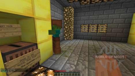 Hardcore Minecraft Challenge для Minecraft