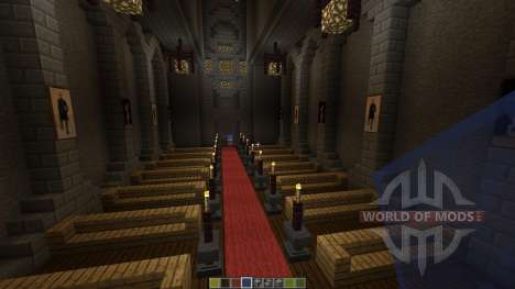 Catholic Church для Minecraft